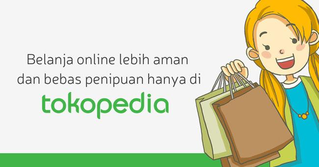 tokopedia, belanja online, marketplace, startup, toko online