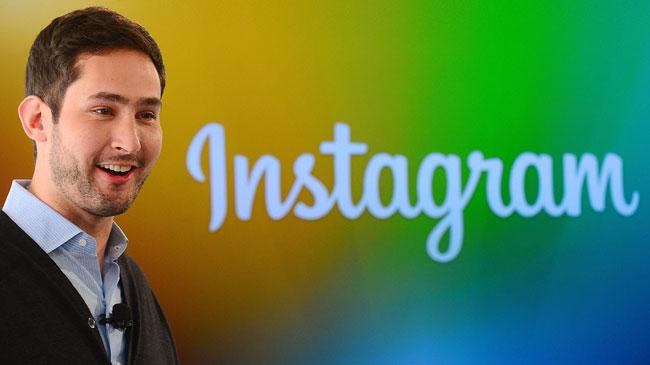 Kevin Systrom, Instagram, tokoh