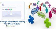 Daftar plugin social media sharing terbaik
