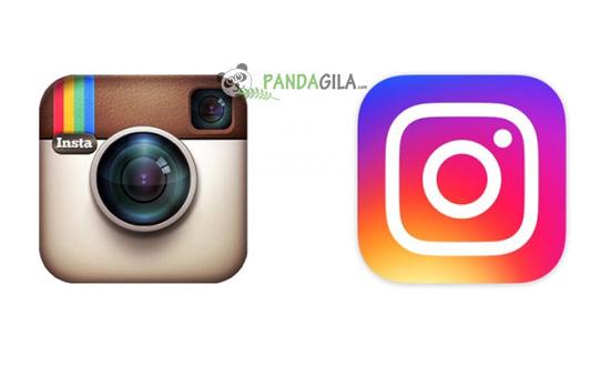 Instagram,logo,icon,logo lama,logo baru