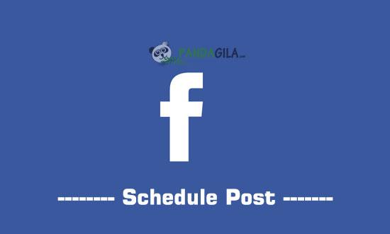 facebook,postingan,status,terjadwal