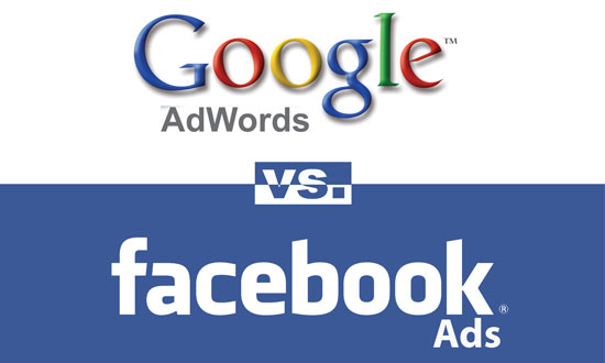 facebook ads,google adwords,iklan