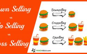 Strategi Up Selling, Cross Selling, Down Selling untuk Meningkatkan Penjualan