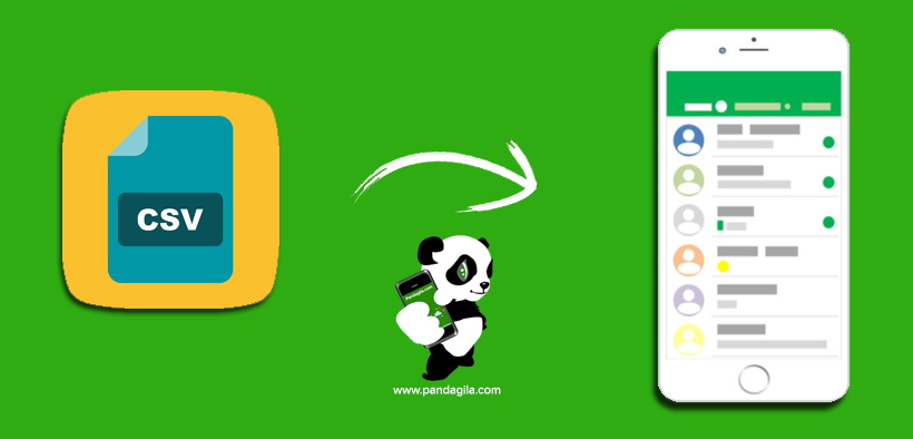 Cara Mudah Import Ribuan Kontak Dari File Excel Ke Android Terupdate