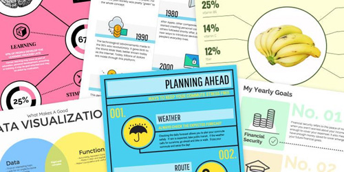 Tool untuk Konten Infografis