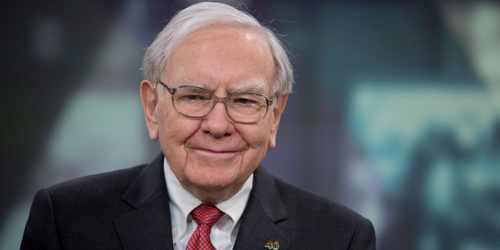 Warren Buffett, miliarder dunia