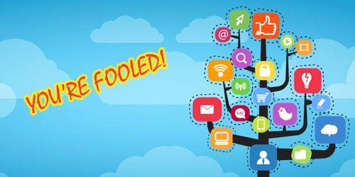 Penipuan lewat media sosial yang kerap tidak kita sadari