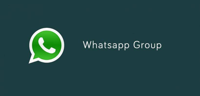 Menghapus pesan WhatsApp Grup Sekaligus