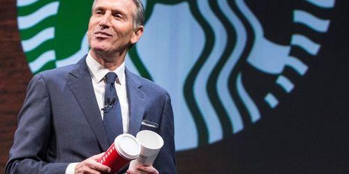 Howard Schultz, Kisah sukses loper koran membesarkan Starbucks