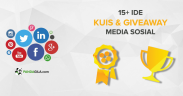 Ide kontes, kuis dan giveaway yang mudah dilakukan