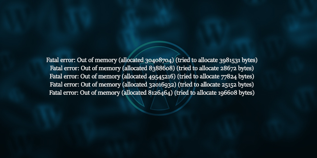 Mengatasi Memory Limit PHP WordPress