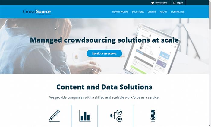 Crowdsource, situs freelance terpercaya