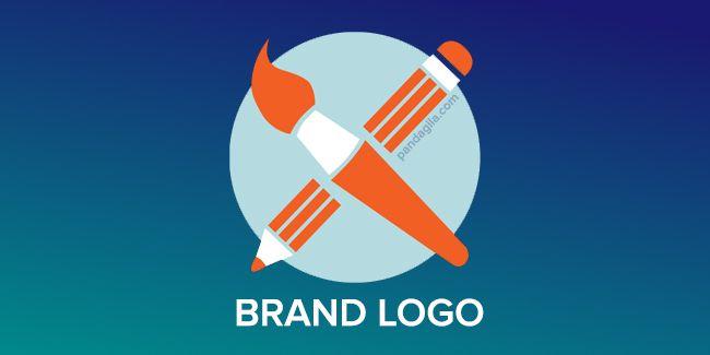 Membuat logo brand bisnis