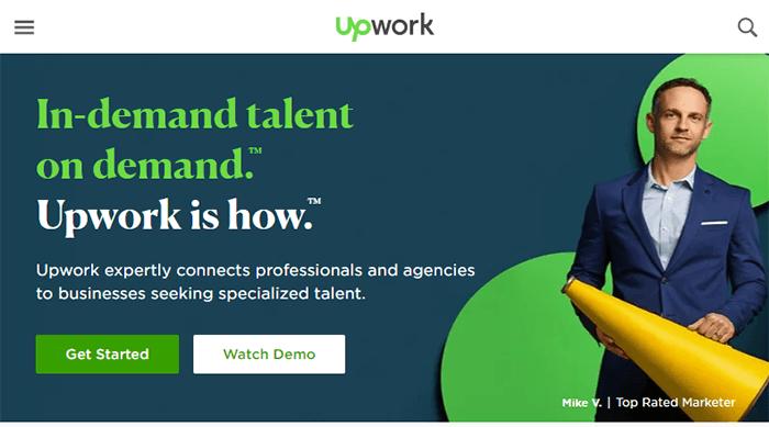 Situs freelance Upwork.com