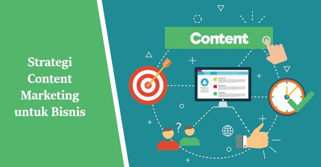 6 Point Penting Strategi Content Marketing untuk Brand dan Bisnis