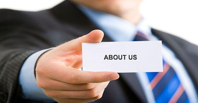 Tips dalam membuat halaman About Us - Tentang Kami di website