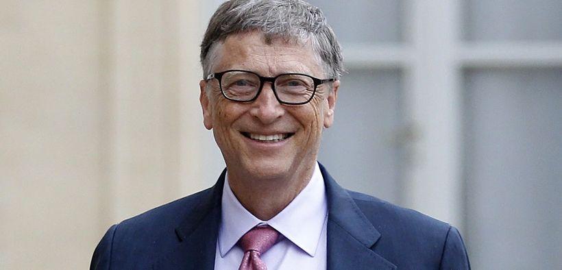 Sosok Bill Gates, alumni Universitas Harvard sekaligus pendiri Microsoft