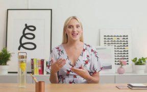 Gretta Van Rose, sukses dengan bisnis Skinny Tea usai resign