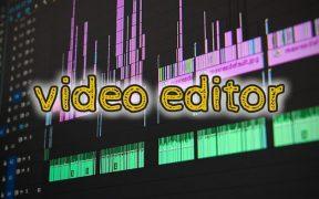 Memilih software video editor terbaik