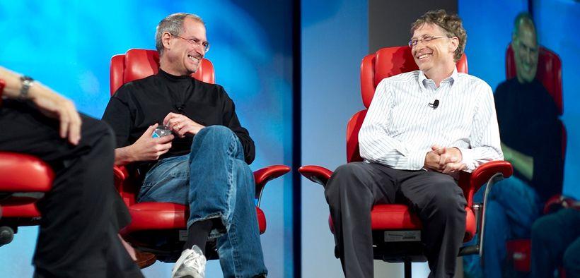 Apakah Bill Gates Pernah Menyesal Karena Selamatkan Apple?