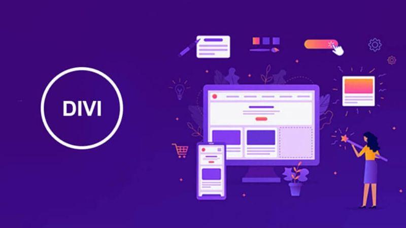 Theme WordPress Divi untuk Toko Online