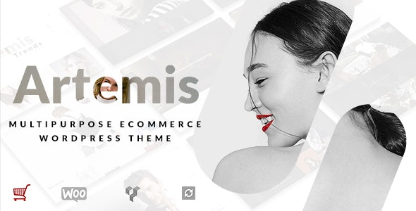 Multipurpose eCommerce theme, Artemis