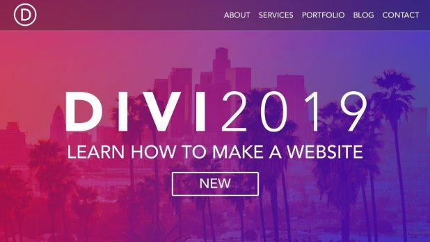 Divi, Tema WordPress untuk toko online terbaik