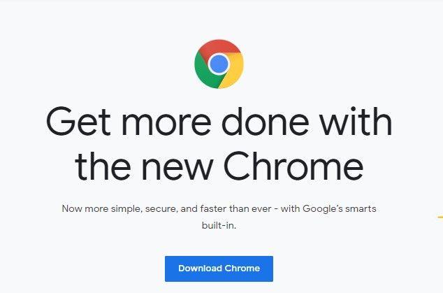 Google Chrome, aplikasi browser tercepat di dunia