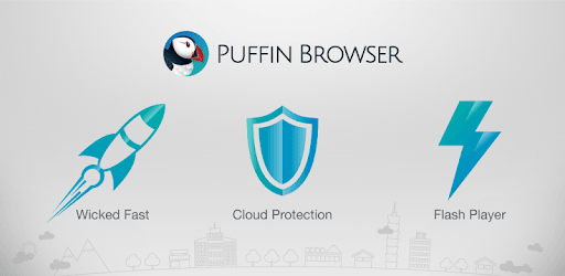 Puffin Web Browser, aplikasi browser cepat berbasis cloud