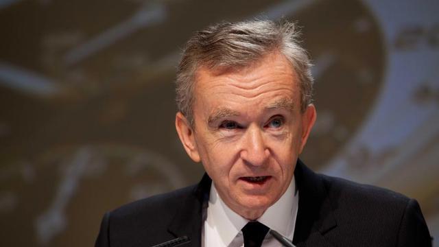 Bernard Arnault, pemilik brand Louis Vuitton