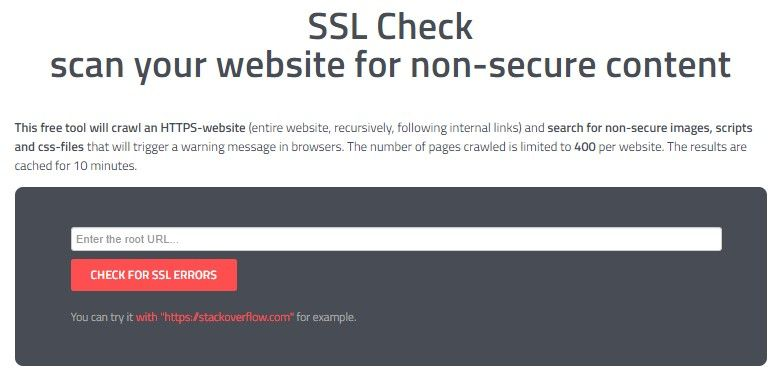 Jitbit - SSL Scanner