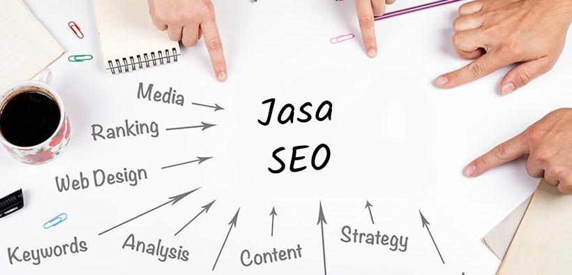 Optimasi website dengan Jasa SEO