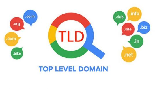 TLD Top Level Domain