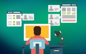 Mendapatkan backlink berkualitas dari social profile link