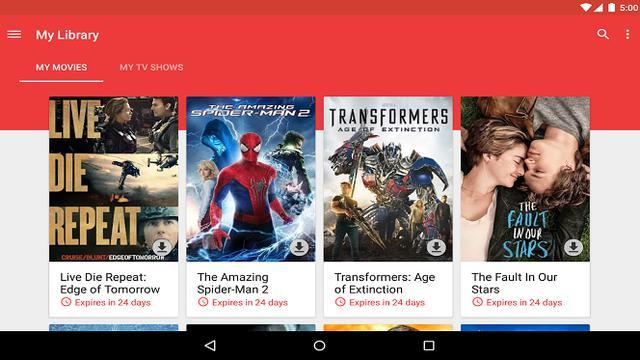 Sewa atau beli film? Cobalah Google Play Movies