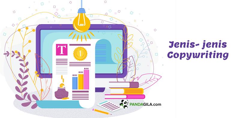 Mengenal jenis- jenis copywriting