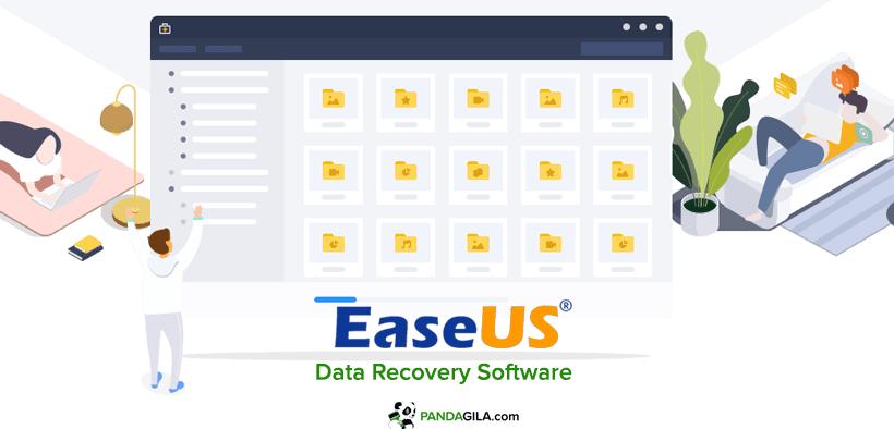 EaseUS Data Recovery Wizard mengembalikan file terhapus permanen