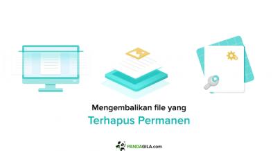 Cara Mudah Mengembalikan File Yang Terhapus Permanen Di Laptop Pc
