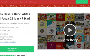 Review situs freelancer Sribu