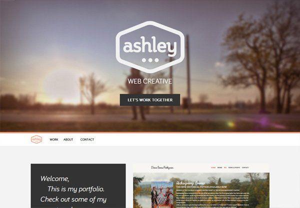 Membuat website portofolio yang menarik