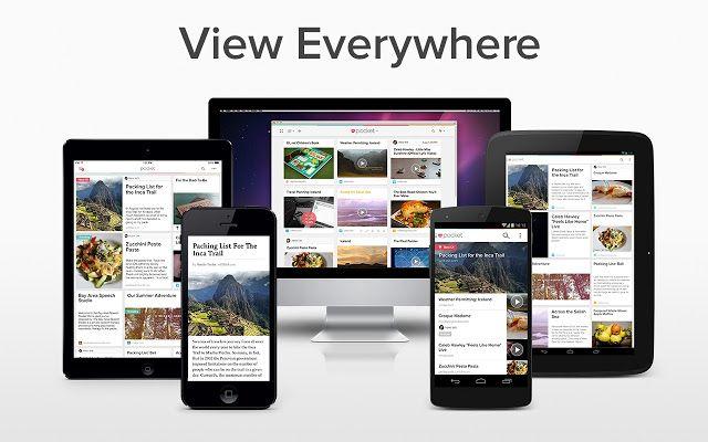 Pocket, ekstensi Chrome untuk menyimpan konten