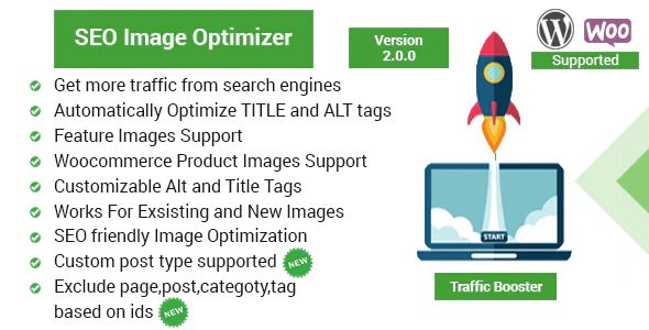 SEO Image Optimizer WordPress plugin
