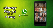 Video call WhatsApp bisa 8 orang