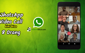 Video call WhatsApp bisa 8 orang