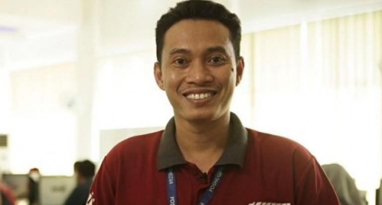 Kisah Yoyok Rubiantono jualan panci ke pasar internasional