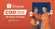 Cara mengaktifkan fitur COD bayar di tempat Shopee
