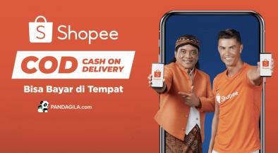 Cara Mudah Mengaktifkan Pembayaran Cod Di Shopee