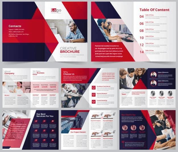 Desain Jasa Itu Dilakukan: Company Profile : Pengertian, Fungsi, & Cara Membuatnya