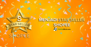 Cara mendaftar Star Seller Shopee