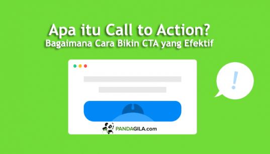 Apa itu CTA / Call to Action & Bagaimana Cara Membuatnya